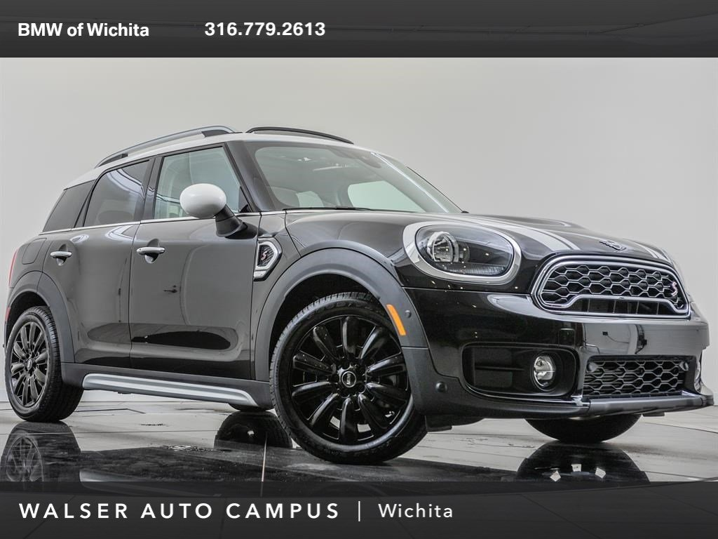 Pre-Owned 2019 MINI Countryman DR ASST PKG 18''