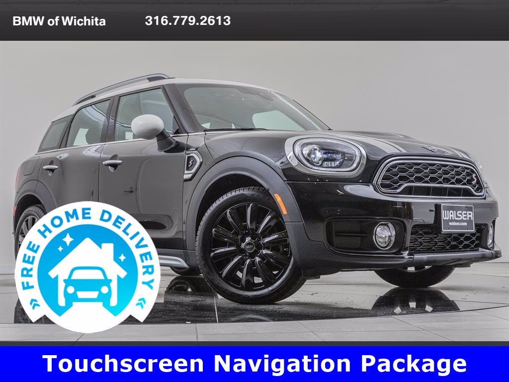 Pre-Owned 2019 MINI Cooper S Countryman Signature Trim Package