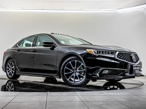 Pre-Owned 2018 Acura TLX SH-AWD Technology Package