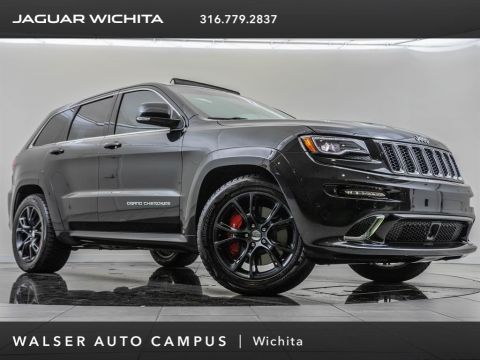 Pre-Owned 2014 Jeep Grand Cherokee SRT, Factory Wheel Upgrade