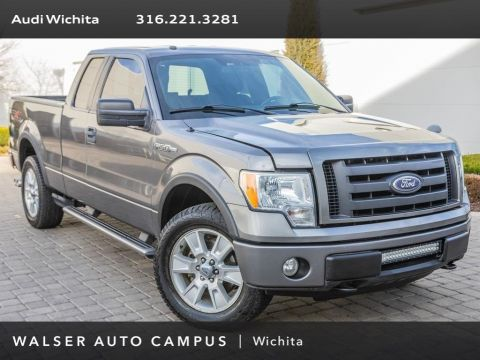 Pre-Owned 2010 Ford F-150