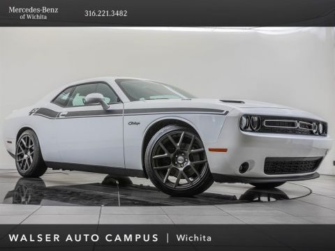 Pre-Owned 2016 Dodge Challenger R/T Plus, Super Track Package