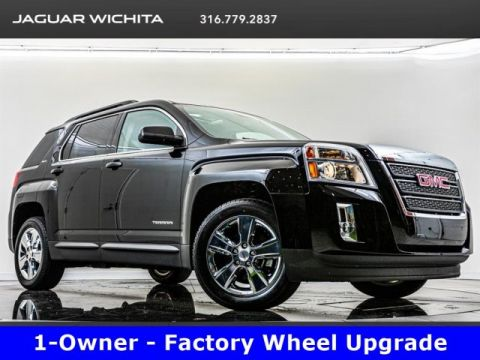 Pre-Owned 2015 GMC Terrain Local 1-Owner