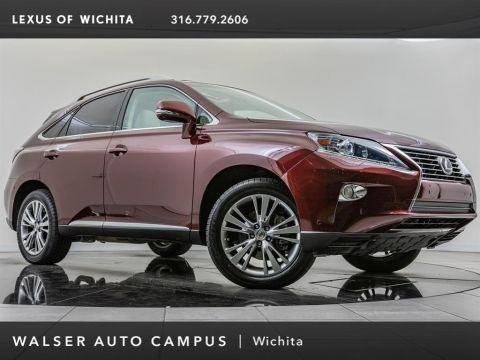 Pre-Owned 2013 Lexus RX 350 Navigation, Premium Package, Factory Wheel Upgrade