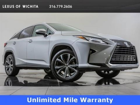 Pre-Owned 2017 Lexus RX Navigation, Premium Package, Upgraded Wheels
