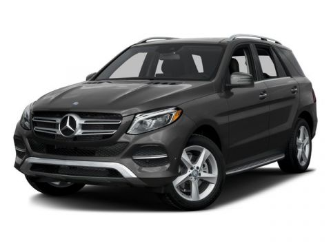 Pre-Owned 2016 Mercedes-Benz GLE