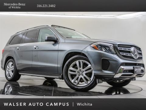 Pre-Owned 2017 Mercedes-Benz GLS GLS 450 4MATIC®, Premium 1 Pkg, Parking Assist Pkg