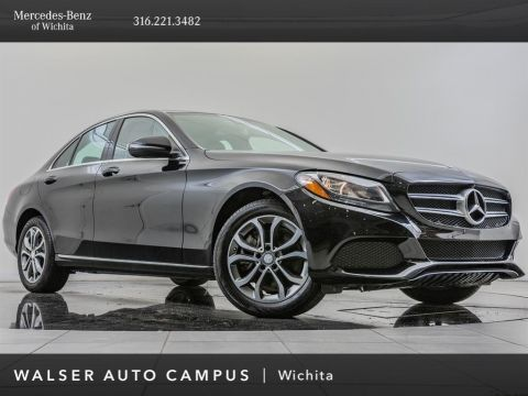 Pre-Owned 2016 Mercedes-Benz C-Class C 300 Sport 4MATIC®, Multimedia Package
