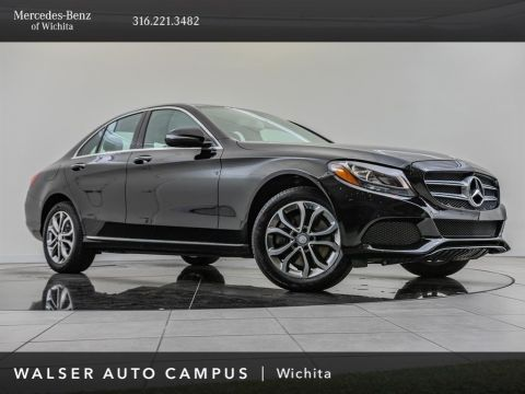 Pre-Owned 2016 Mercedes-Benz C-Class C 300 4MATIC®, Premium Package