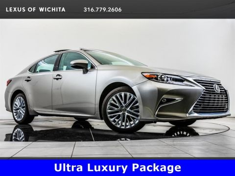 Pre-Owned 2016 Lexus ES 350 Ultra Luxury Package