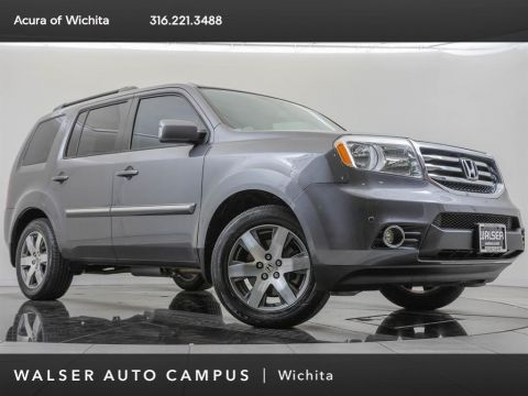 Pre-Owned 2015 Honda Pilot Touring, Navigation and Rear Entertainment