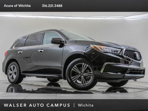 Pre-Owned 2017 Acura MDX MDX