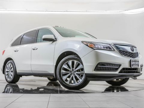 Pre-Owned 2016 Acura MDX SH-AWD w/Technology Package