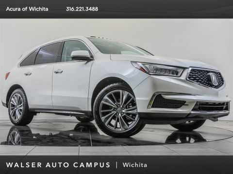 Pre-Owned 2017 Acura MDX SH-AWD Technology Package