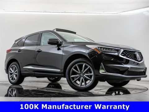 Pre-Owned 2019 Acura RDX SH-AWD Technology Package