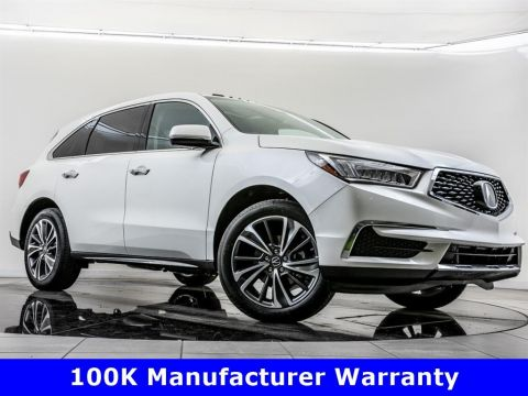 Pre-Owned 2019 Acura MDX SH-AWD w/Technology Package