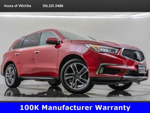 Pre-Owned 2018 Acura MDX SH-AWD Advance Package