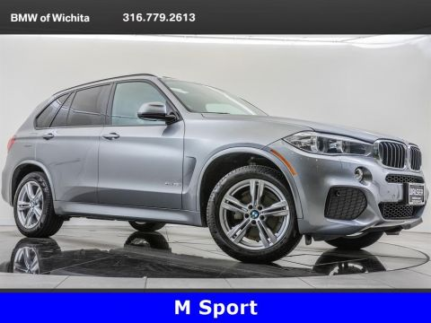 Pre-Owned 2017 BMW X5 xDrive35i, M Sport Package