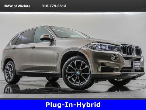 Pre-Owned 2017 BMW X5 xDrive40e iPerformance, Premium Package