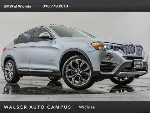 Pre-Owned 2018 BMW X4 xDrive28i, BMW Company Demo, 19-Inch Wheels