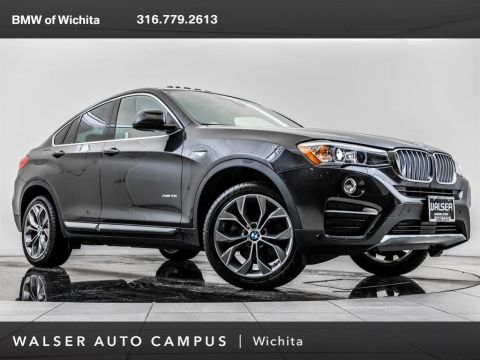 Pre-Owned 2018 BMW X4 xDrive28i, Premium Pkg