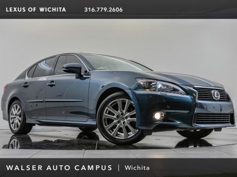 Pre-Owned 2013 Lexus GS 350 Navigation, Factory Wheel Upgrade, Premium Package