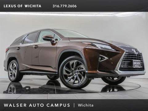Pre-Owned 2019 Lexus RX Luxury Package, Navigation