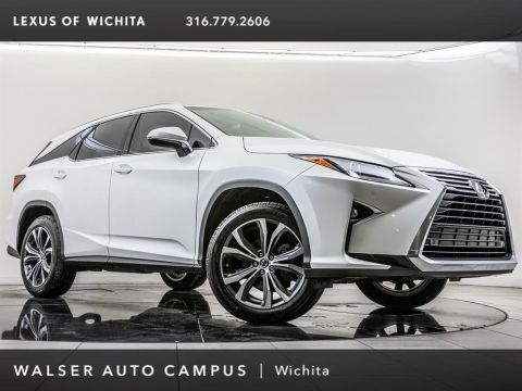 Pre-Owned 2018 Lexus RX
