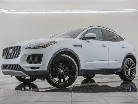 Pre-Owned 2019 Jaguar E-PACE Factory Wheel Upgrade, Cold Climate & Drive