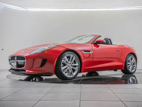 Pre-Owned 2016 Jaguar F-TYPE Factory Wheel Upgrade
