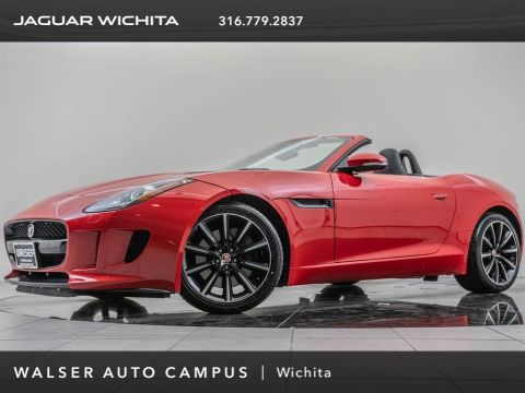 Pre-Owned 2016 Jaguar F-TYPE Sport Active Exhaust