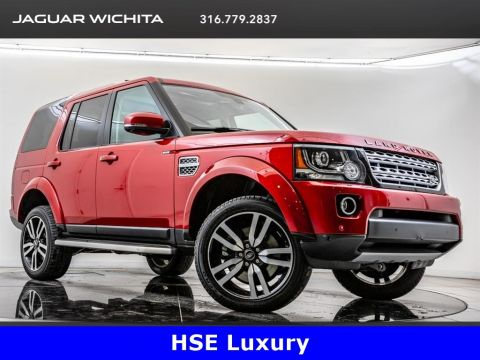 Pre-Owned 2015 Land Rover LR4 HSE Luxury, 20-inch Whls, Meticulously Maintained
