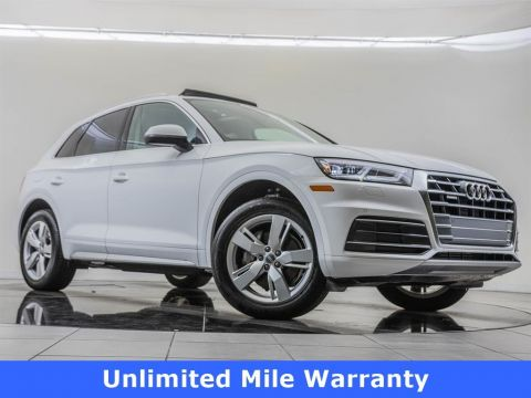 Pre-Owned 2019 Audi Q5 Navigation, Premium Plus Package