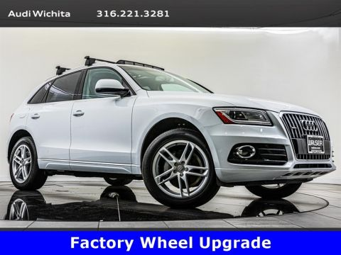 Pre-Owned 2016 Audi Q5 2.0T Premium quattro, Factory Wheel Upgrade