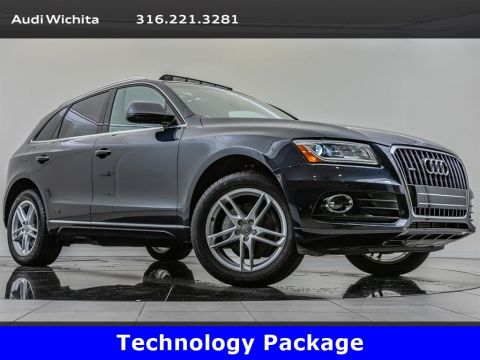 Pre-Owned 2017 Audi Q5 2.0T Premium Plus quattro, Technology Package