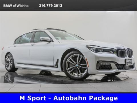 Pre-Owned 2018 BMW 7 Series Autobahn Pkg, Executive Pkg, M Sport