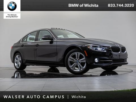 Pre-Owned 2017 BMW 3 Series 330i xDrive Navigation, Moonroof, Rearview Camera