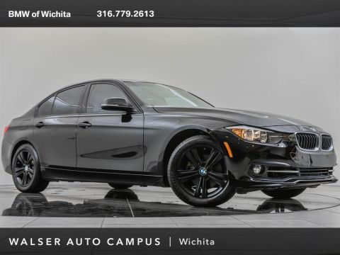 Pre-Owned 2016 BMW 3 Series