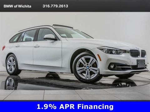 Pre-Owned 2018 BMW 3 Series 330i xDrive, Premium Package