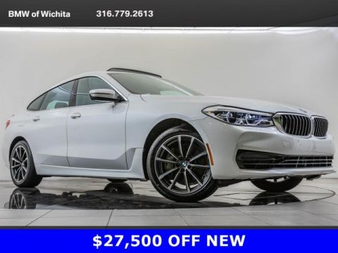 Pre-Owned 2019 BMW 6 Series 640i xDrive, Sport Line