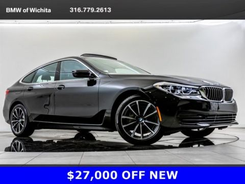 Pre-Owned 2019 BMW 6 Series 640i xDrive, Premium Pkg