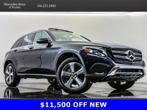 Pre-Owned 2019 Mercedes-Benz GLC GLC 300 4MATIC®, Upgraded Wheels