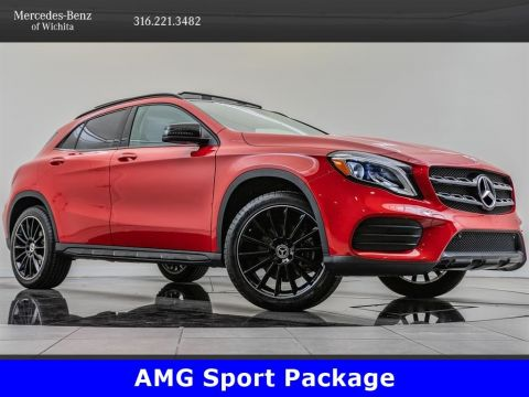 Pre-Owned 2018 Mercedes-Benz GLA GLA 250 4MATIC, AMG® Sport Package