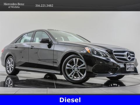 Pre-Owned 2016 Mercedes-Benz E-Class E 250 Luxury BlueTEC 4MATIC®, Diesel, Sport Package