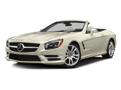 Pre-Owned 2016 Mercedes-Benz SL