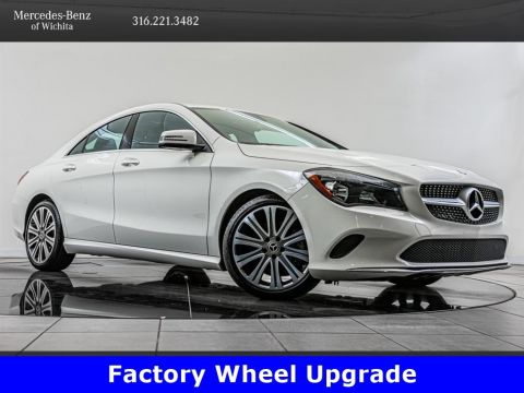 Pre-Owned 2018 Mercedes-Benz CLA CLA 250 4MATIC®, Factory Wheel Upgrade