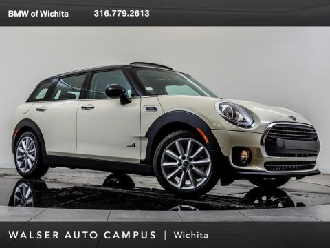 Pre-Owned 2019 MINI Clubman Cooper ALL4, Signature Trim Package