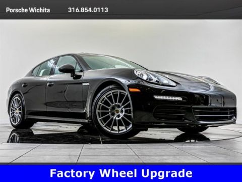 Pre-Owned 2016 Porsche Panamera Premium Package Plus, Upgraded Wheels