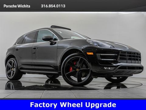 Pre-Owned 2017 Porsche Macan Turbo, Premium Package Plus